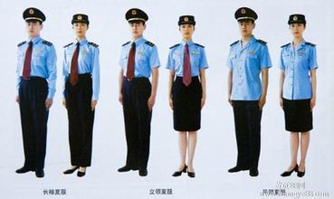 文化執法--夏裝短袖